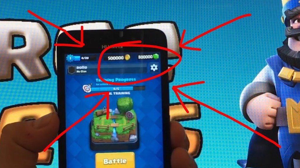 clash royale hack tool